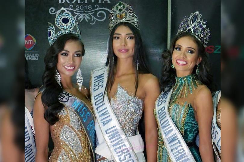 Miss Mundo Bolivia 2018 Vanessa Vargas