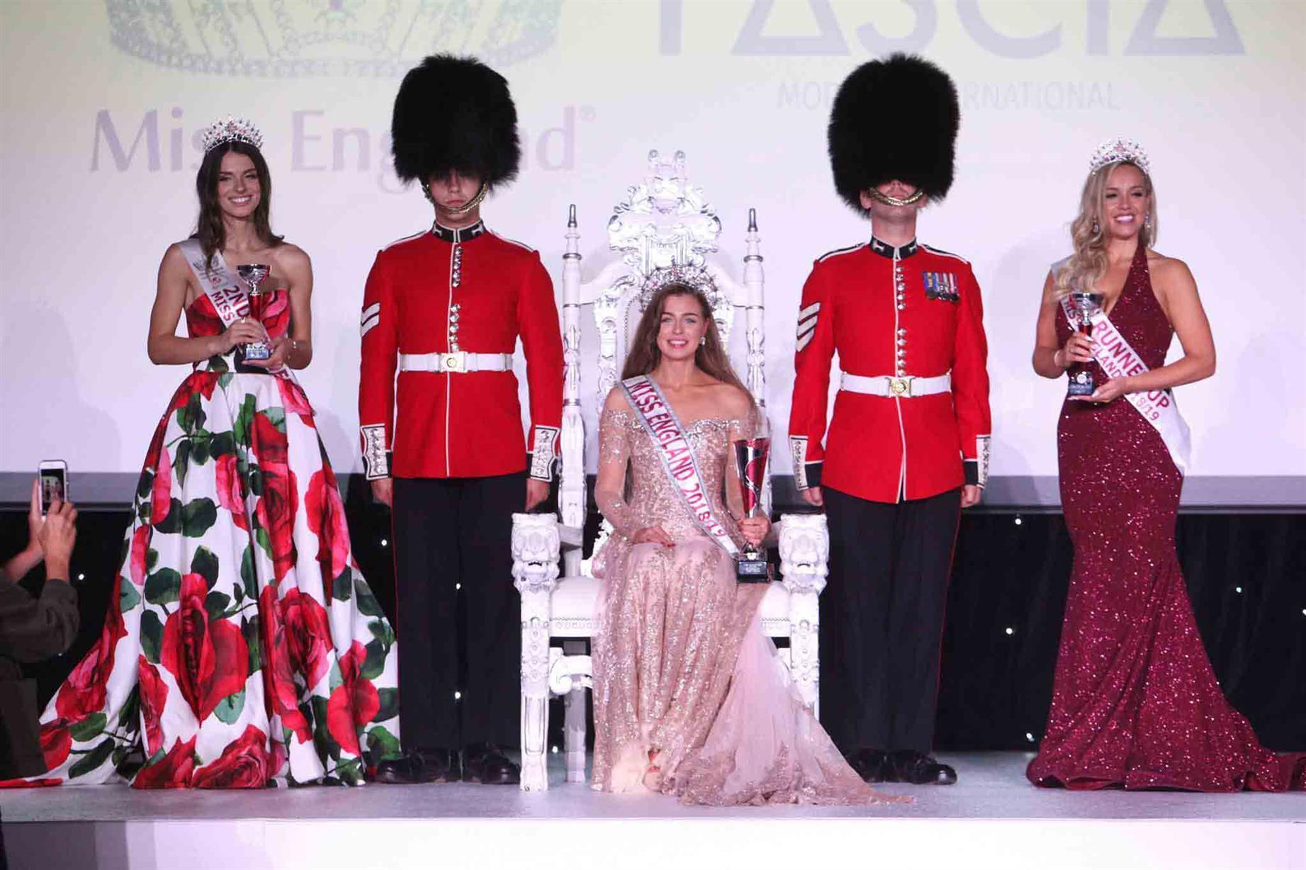 Miss England 2019 Meet the Contestants