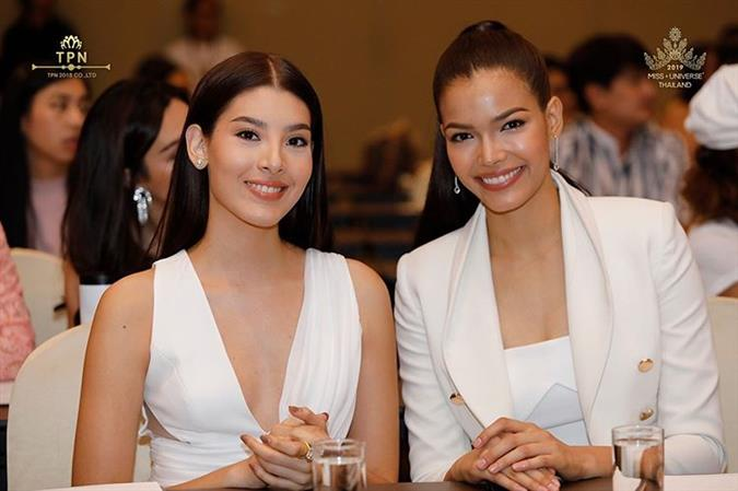 Miss Universe Thailand 2019 begins with the official registration of Top 60 delegates