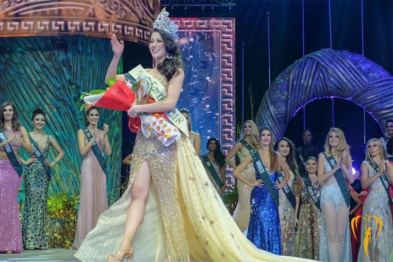 Miss Earth 2018 Phuong Khánh Nguy?n – The Pride of Vietnam