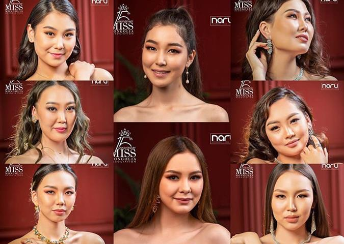 Miss Mongolia 2019 Meet the Contestants