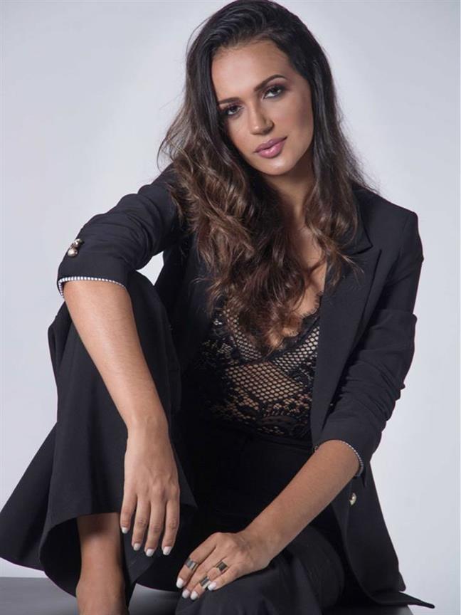 Flavia Pólido Miss Intercontinental Brazil 2018, our favourite for Miss Intercontinental 2018