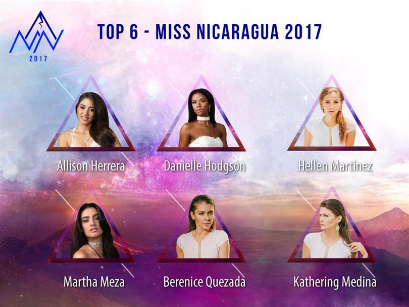 Berenice Quezada Crowned Miss Nicaragua 2017: Berenice Quezada Crowned As Miss Nicaragua 2017