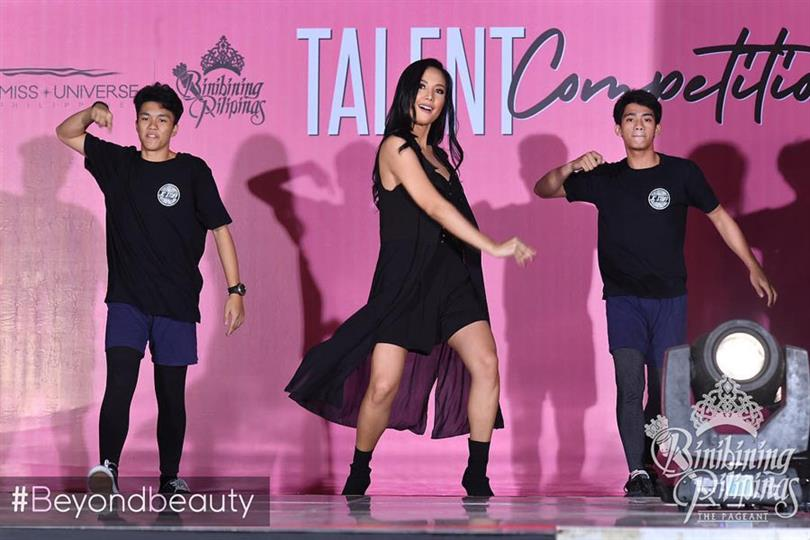 Binibining Pilipinas 2019 contestants impressed fans during Talent Competition