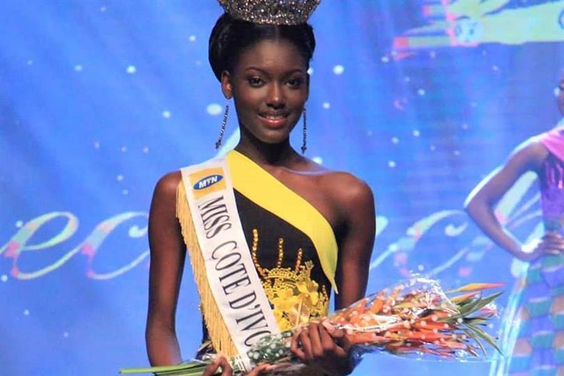 Tara Gueye crowned Miss Côte d'Ivoire 2019