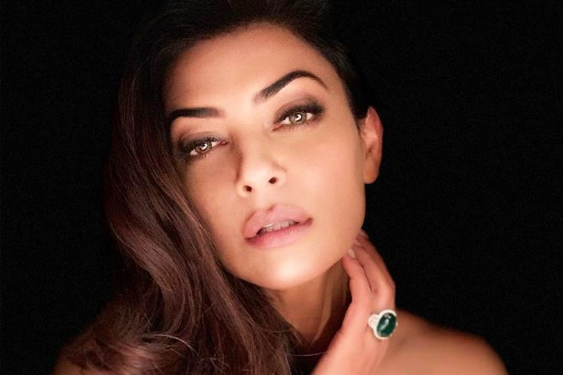 Sushmita Sen completes 25 years of being Miss Universe