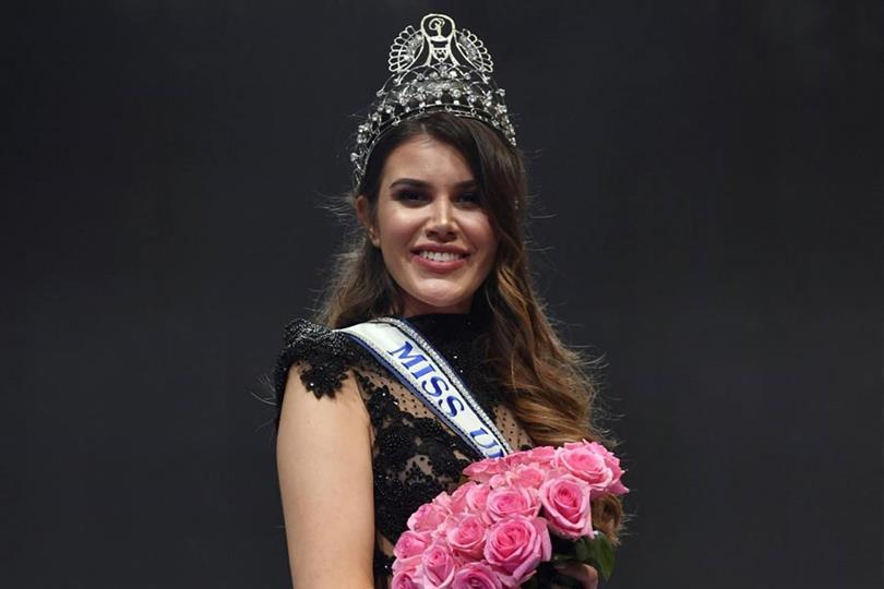 Mirna Naiia Maric winner Miss Universe Croatia 2020