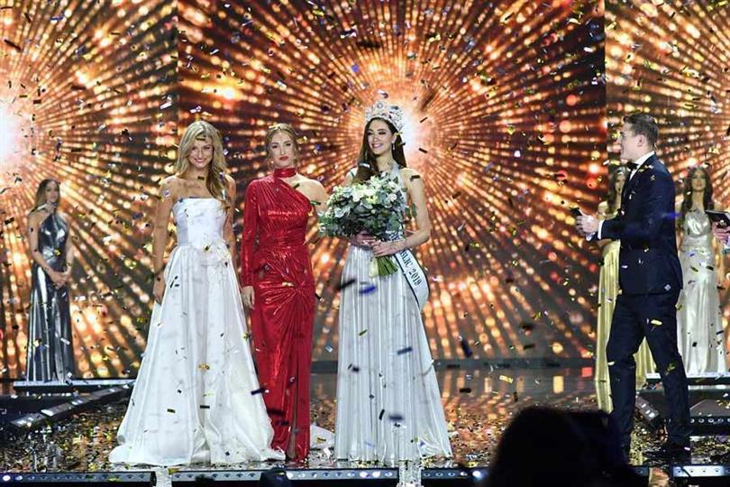 Denisa Spergerova crowned Miss World Czech Republic 2019