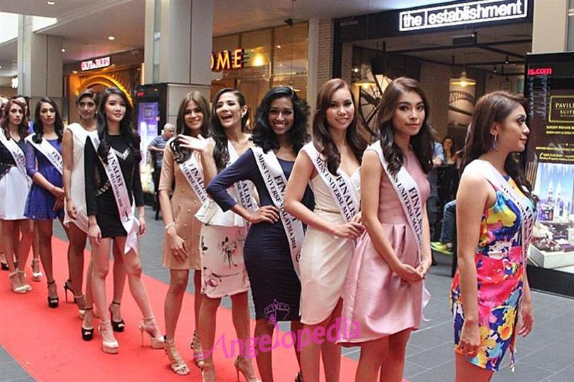 Miss Universe Malaysia Pre finale Events and Happenings