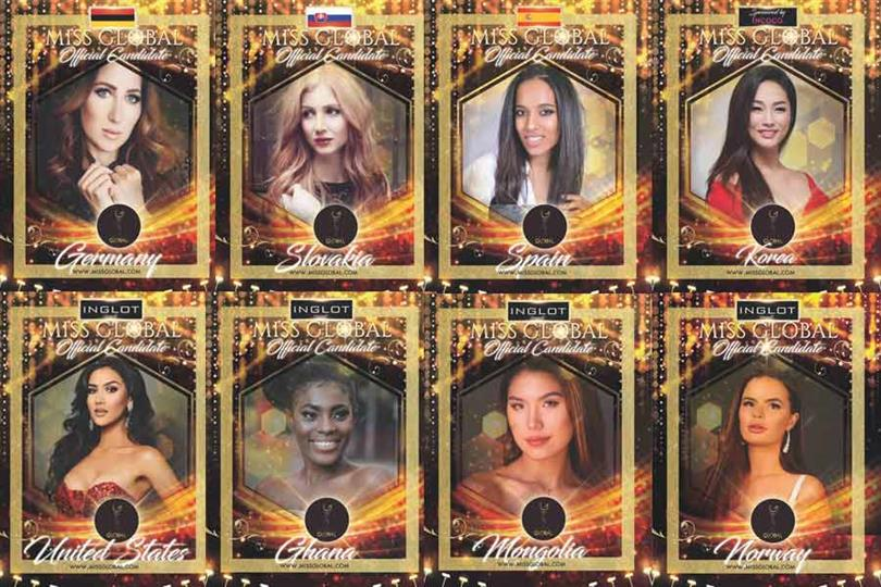 Miss Global 2018 Meet the Contestants