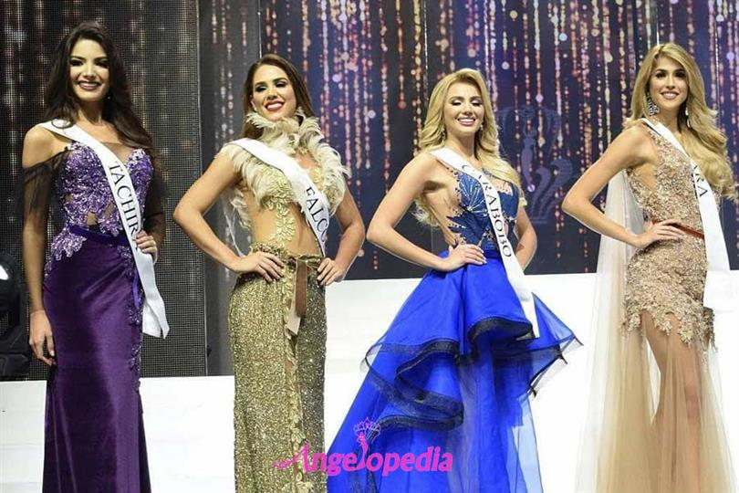 Diana Silva crowned Miss Earth Venezuela 2018