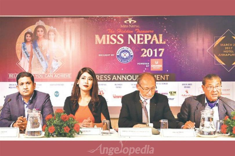 Miss Nepal 2017 Search is on