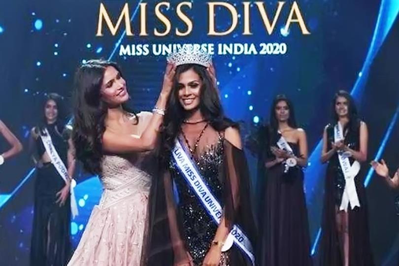 Miss Diva Universe 2020 Winner
