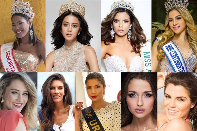 Miss United Continents 2018 Meet the Contestants