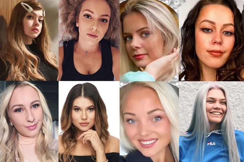 Miss Universe Norway 2020 Meet the Delegates