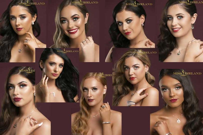 Miss Ireland 2019 Meet the Contestants