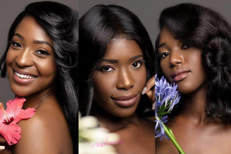 Miss Haiti 2018 Meet the contestants