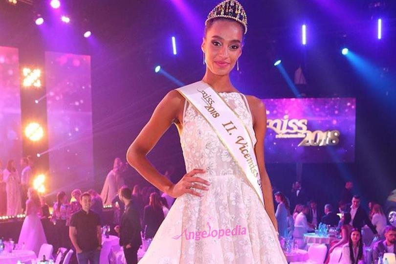 Jasmina Tatyova crowned Miss Supranational Slovakia 2018
