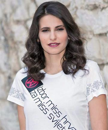 Beauty Talks With Sara Vukušic Miss Croatia World 2016 Finalist