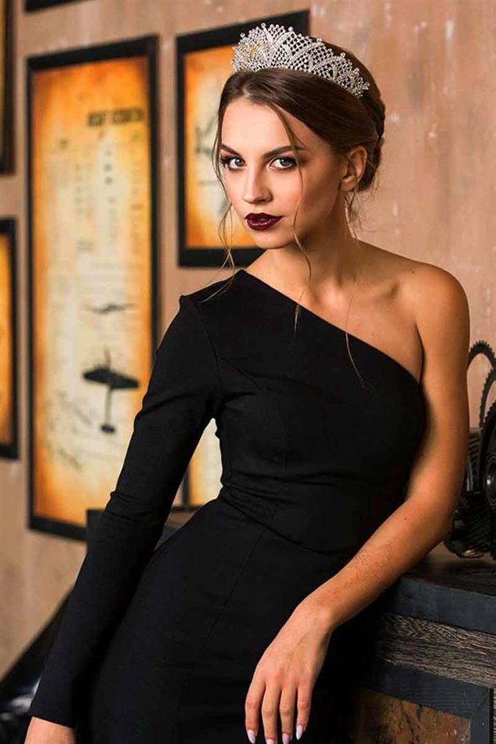 Meet Alina Matsiushkova Miss Intercontinental Lithuania 2019