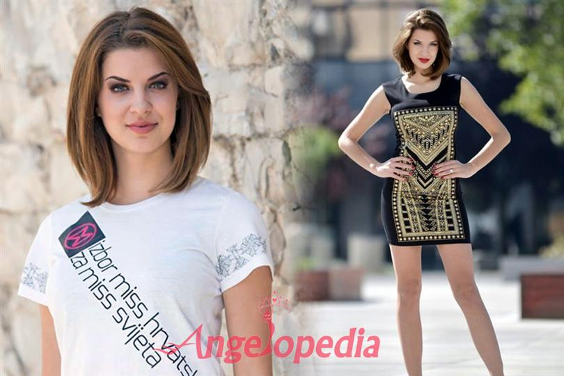Beauty Talks With Iva Breški Miss Croatia World 2016 Finalist