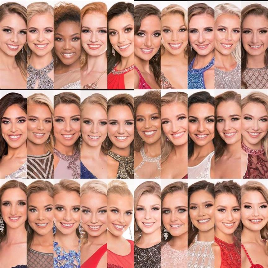Miss Danmark 2018 Meet the Contestants
