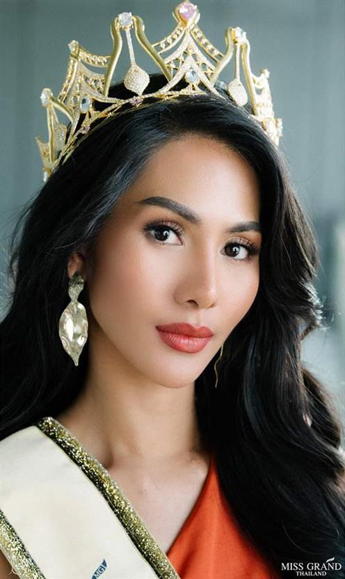 Maneerat Dangprasert to represent Thailand in Miss United Continents 2019