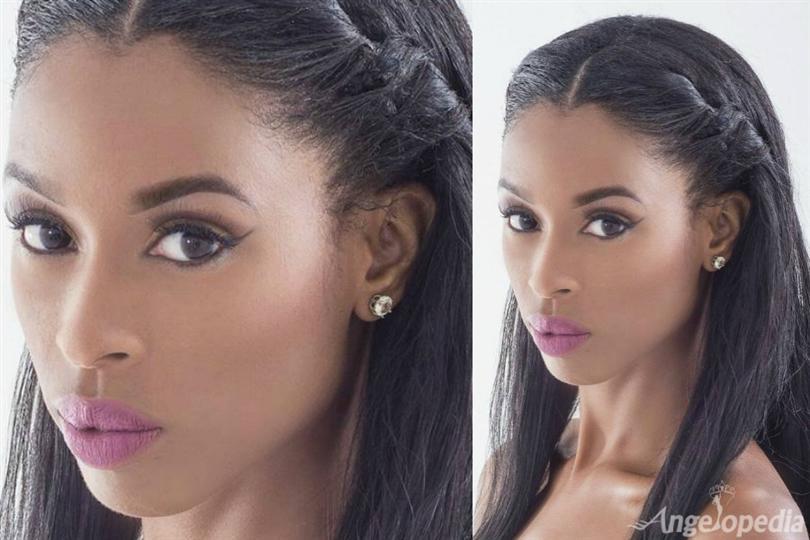Meet Miss World Saint Lucia 2016 contestant Alaric Ashley Jessie Duncan