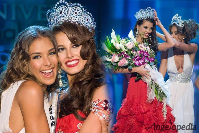 Back-to-back win in Miss World and Miss Universe