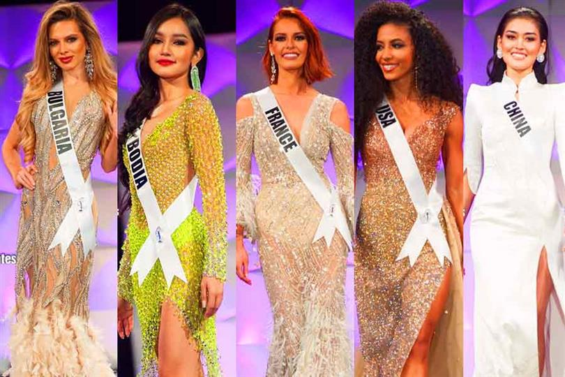 Our Favourites from the Evening Gown Competition of Miss Universe 2019
