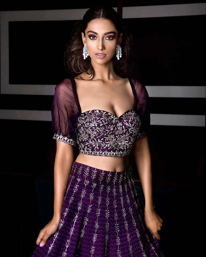 Miss Grand International 2018 First Runner-Up Meenakshi Chaudhary of India turns 22