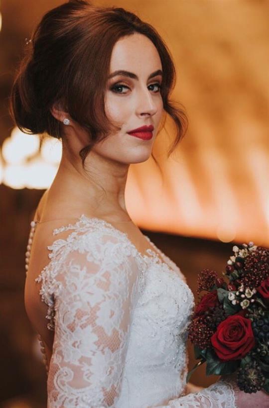 Miss Scotland 2018 finalist Rosalind Main