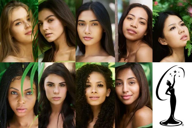 Miss Universe 2020 holds a makeup free photoshoot with ace photographer Benjamin Askinas